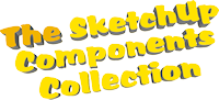 SketchUp Component Collection